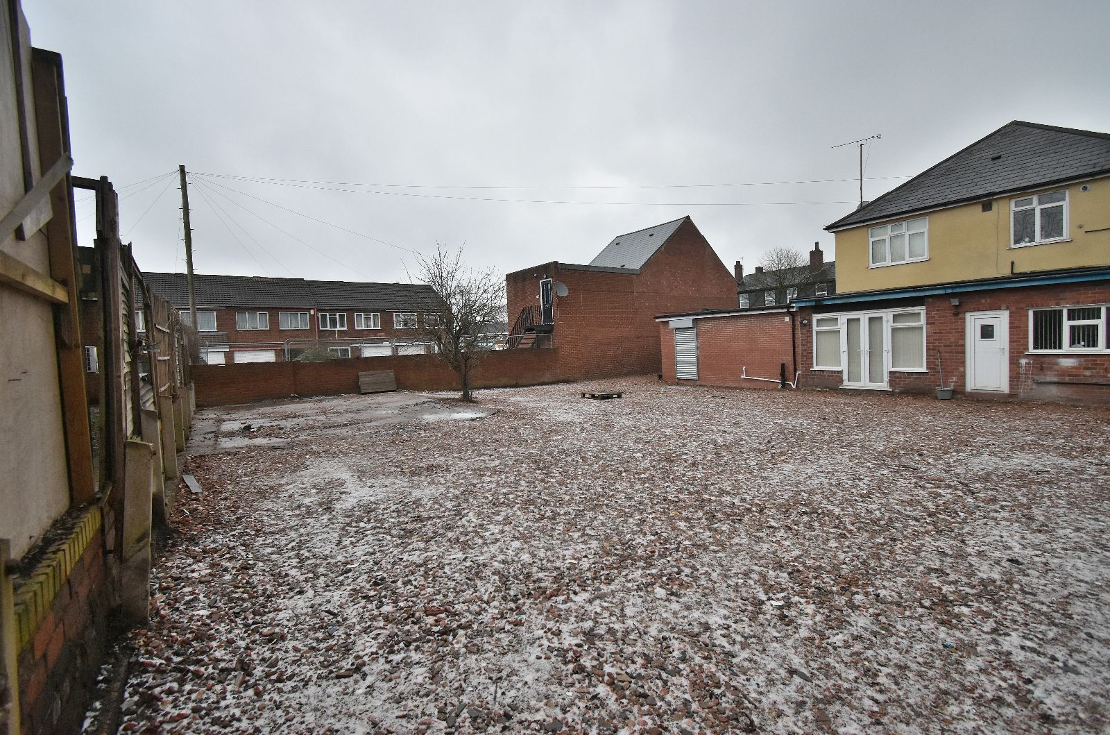 Yard to Rear, Dudley Port,Tipton, DY4 7PP