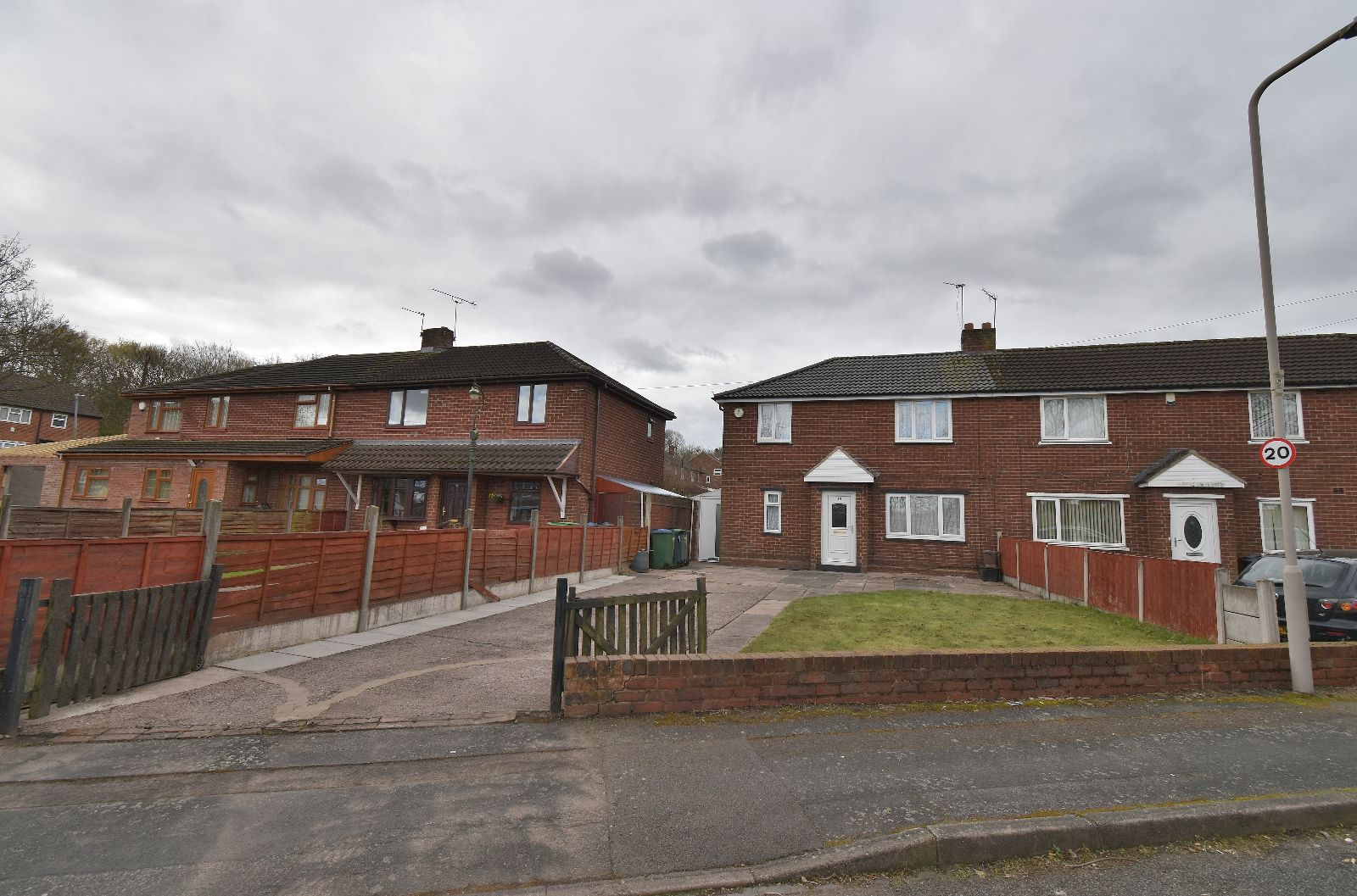 Ely Crescent, West Bromwich
