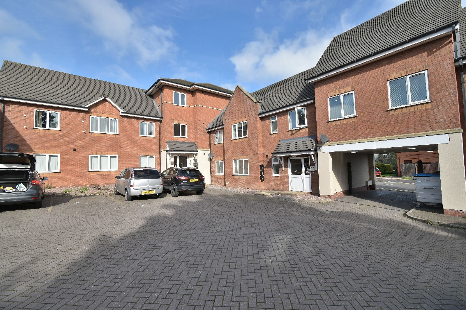 Park Gate Mews, Newhall Street, Tipton, DY4 9HD