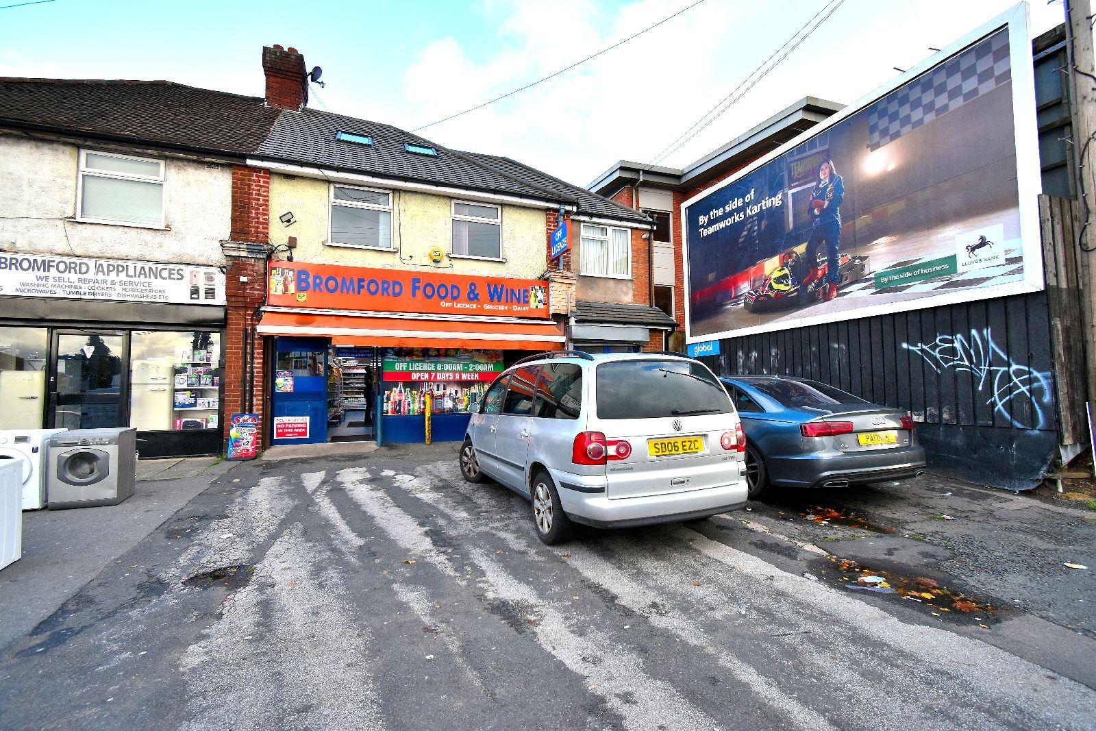 Bromford Lane, Washwood Heath, Birmingham