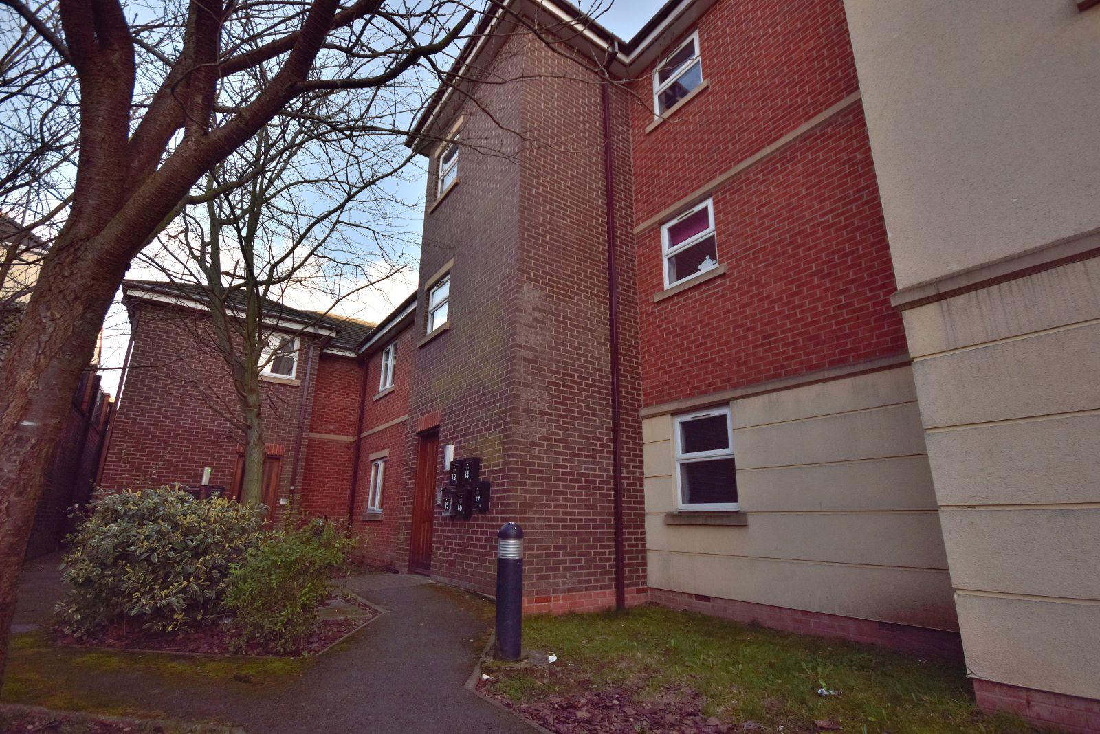 Richard Parkes House Lloyd Street Wednesbury