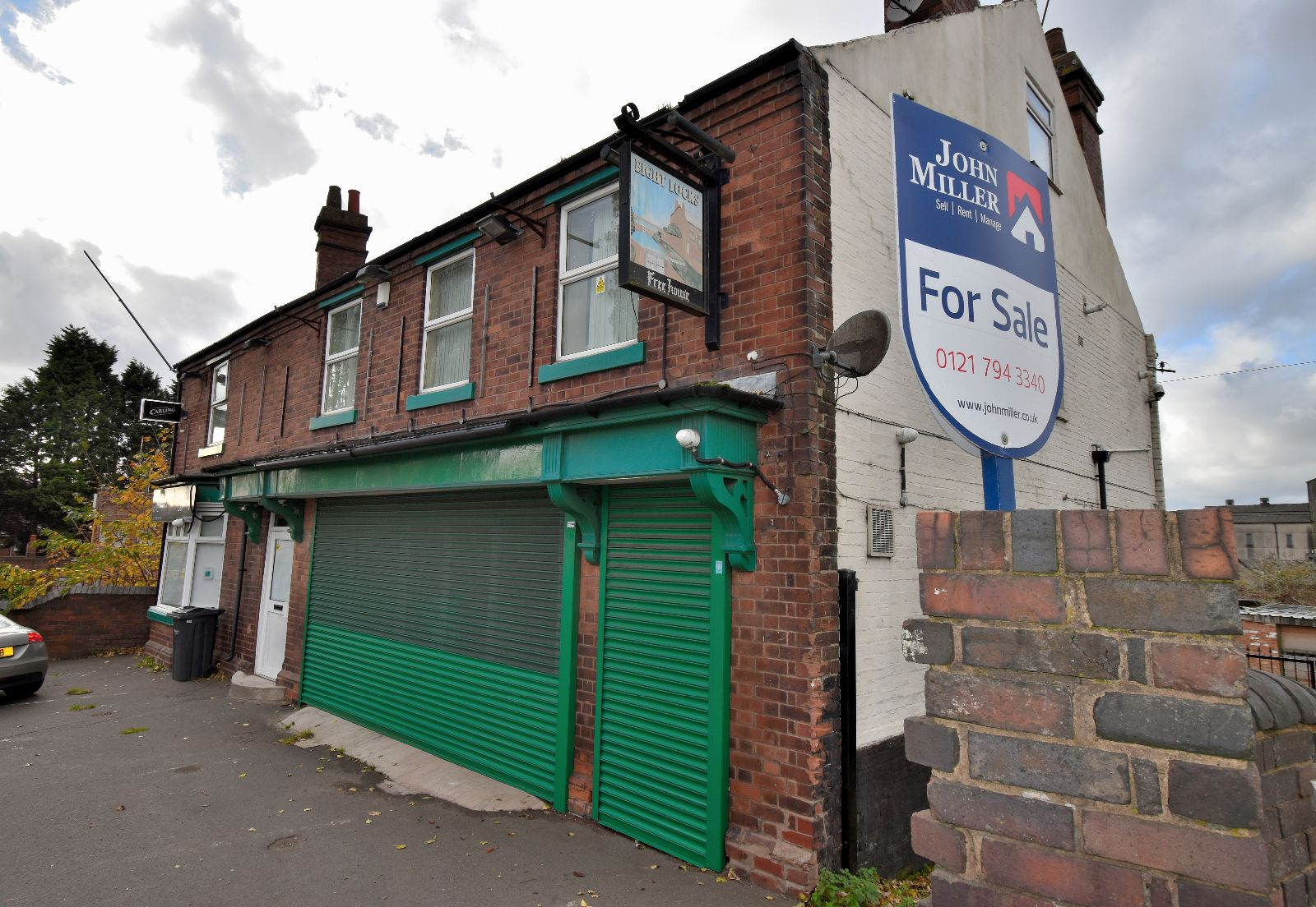 1 Ryders Green Road, West Bromwich, B70 0AN
